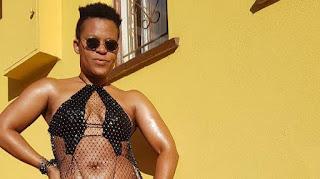 Zodwa Wabantu Has A New Ben10