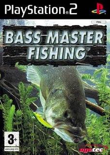 Bass Master Fishing PS2 ISO