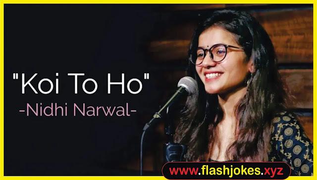 Koi Toh Ho | Nidhi Narwal | Spoken Word | Spill Poetry