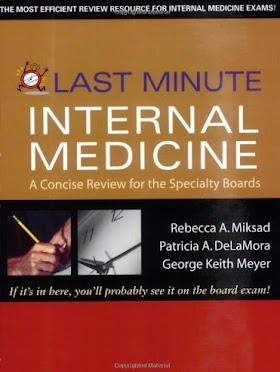 Last Minute Internal Medicine (Last Minute)