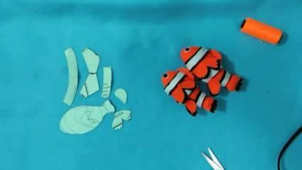 Cara Membuat Boneka Hewan dari Kain Flanel