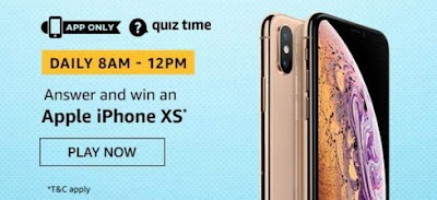 iPhone XS Quiz Answers