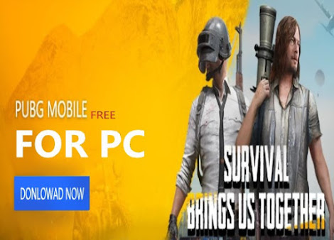 Play Free Pubg Games For PC or Mobile