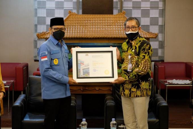 Pemkot Depok Terima Penghargaan BKN Award 2021