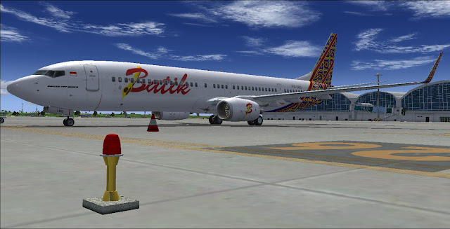 Boeing 737 900er batik air skyxreborn boeing 737 900er batik air stopboris Image collections