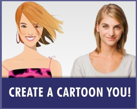 Learn how to make a cartoon of yourself