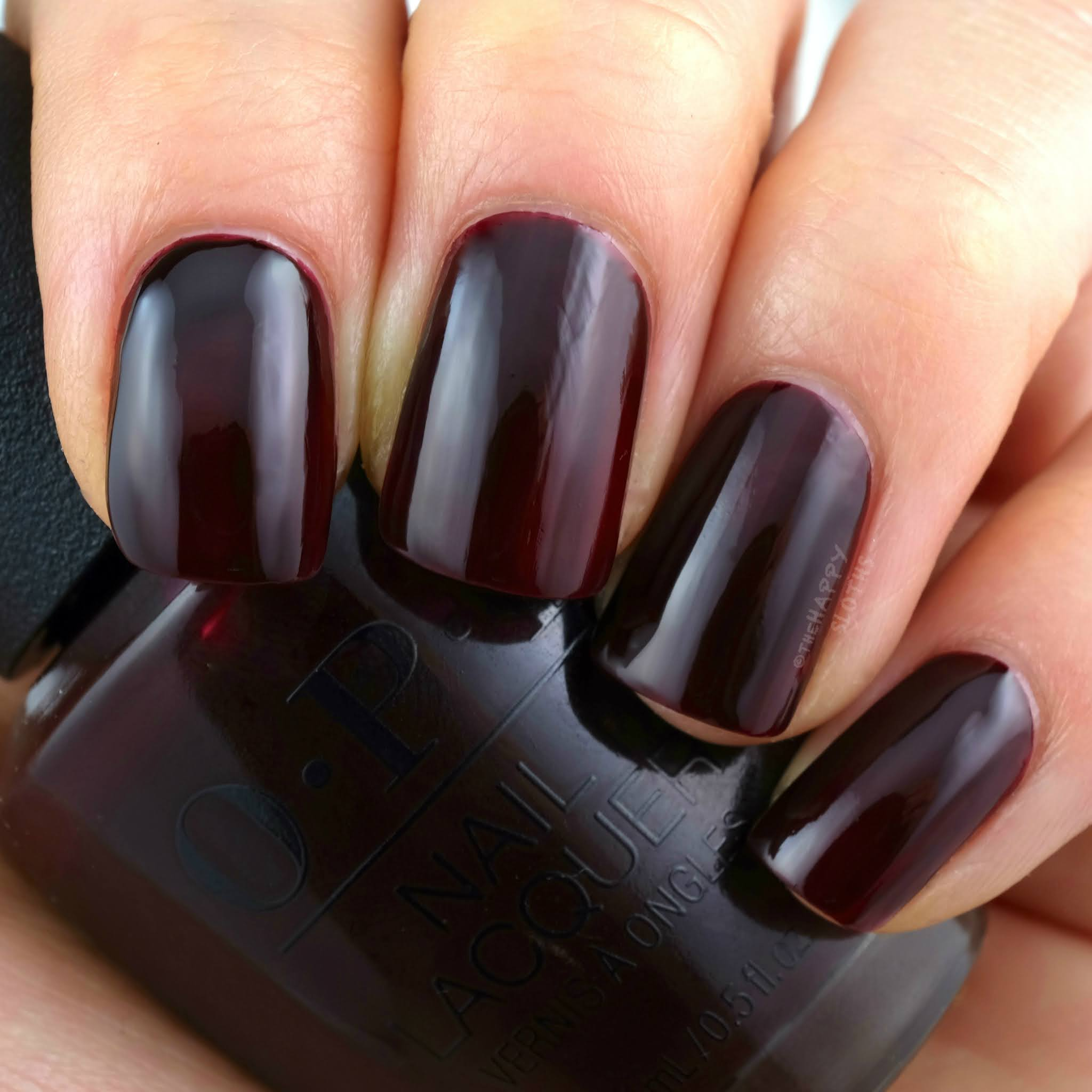OPI Fall 2020 | Complimentary Wine: Review and Swatches