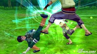Naruto Shippuden Legends Akatsuki Rising ISO PSP