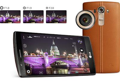 LG G4 H815TR Kamera Özellikleri
