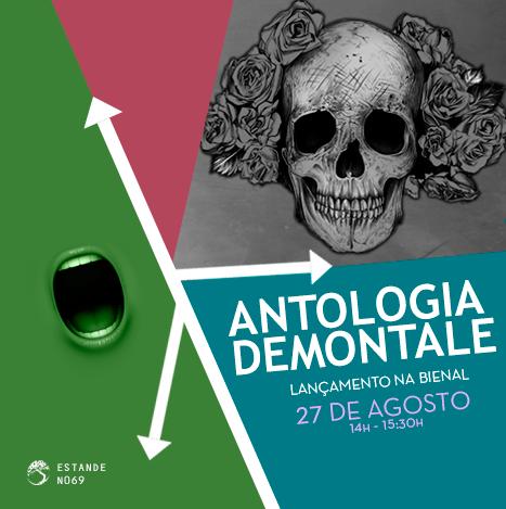 Banner da Antologia Demontale