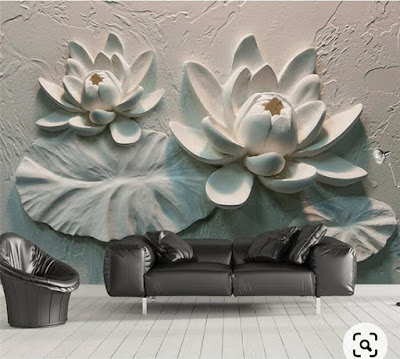 7 Contoh Relief Dinding Rumah untuk Hunian Modern