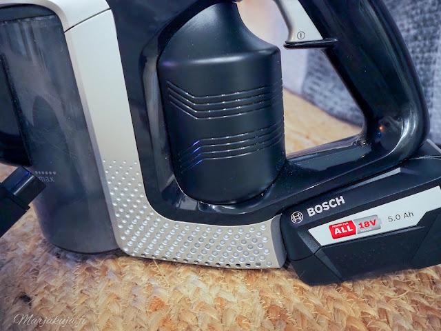buzzador bosch unlimited serie 8 johdoton imuri testi siivous koti