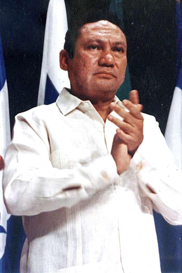 Former Panama dictator Manuel Noriega dies at 83, president says