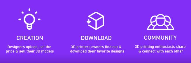 Cults 3D Tempat Download 3D Models Gratis,Download model 3D Gratis,Website Download 3D Model,Website to Download 3D Models,Web Download 3D Model Free,Artikel 3D Printer,