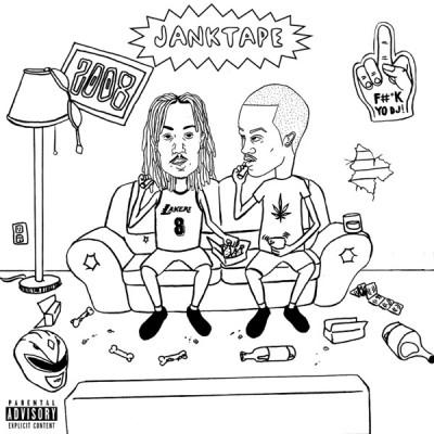 Buddy & Kent Jamz - Janktape Vol. 1 (2020) - Album Download, Itunes Cover, Official Cover, Album CD Cover Art, Tracklist, 320KBPS, Zip album