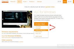 Tempat Download VLC Media Player Terbaru Gratis 64-bit / 32-bit