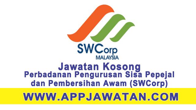 Perbadanan Pengurusan Sisa Pepejal dan Pembersihan Awam (SWCorp)