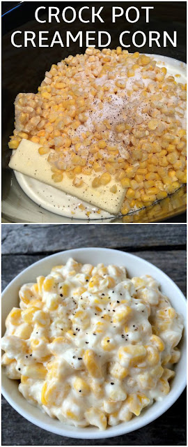 Crock Pot Cream Corn Recipes