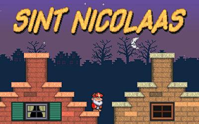 Sint Nicolaas - Jeu de Plateforme sur PC
