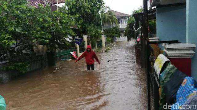 Listrik di 349 Wilayah Jakarta Dipadamkan Imbas Banjir