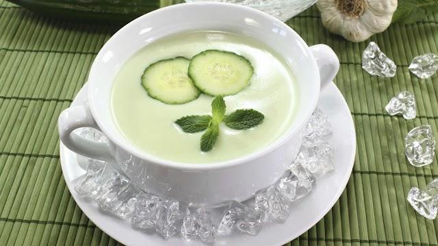 Salatalık Çorbası Tarifi Nasıl Yapılır?