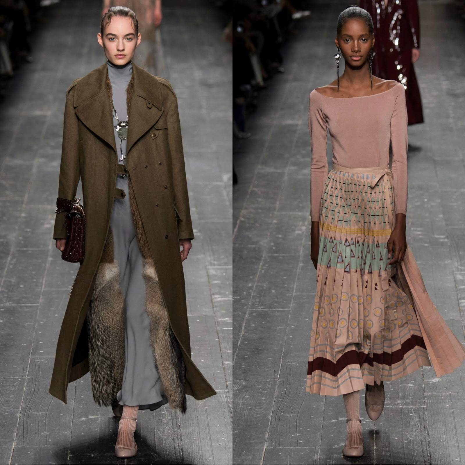 Eniwhere Fashion - PFW - FW2016 - Valentino