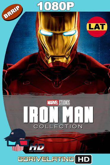 Iron Man Colección (2008-2013) BRRip 1080p Latino-Ingles MKV