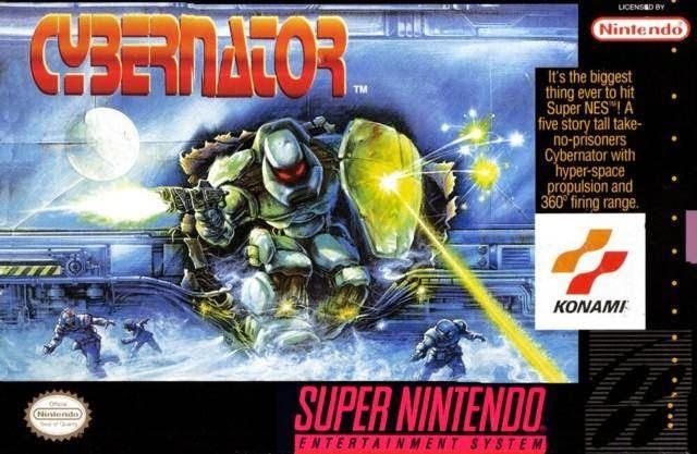 Cybernartor+game+snes+rom+cove+art