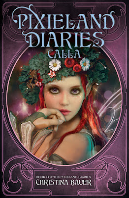 cover of Calla by Christina Bauer