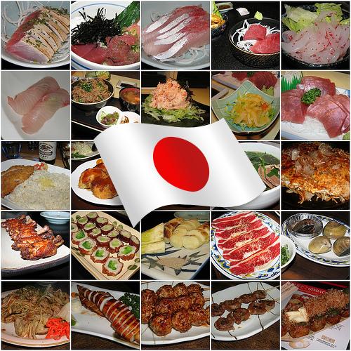 Japanese Kitchen Fresno Ca: FOOD READY: History Of Japanese Cuisine