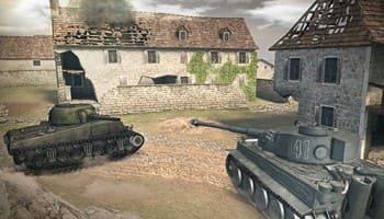تحميل لعبة world war heroes مهكرة للاندرويد