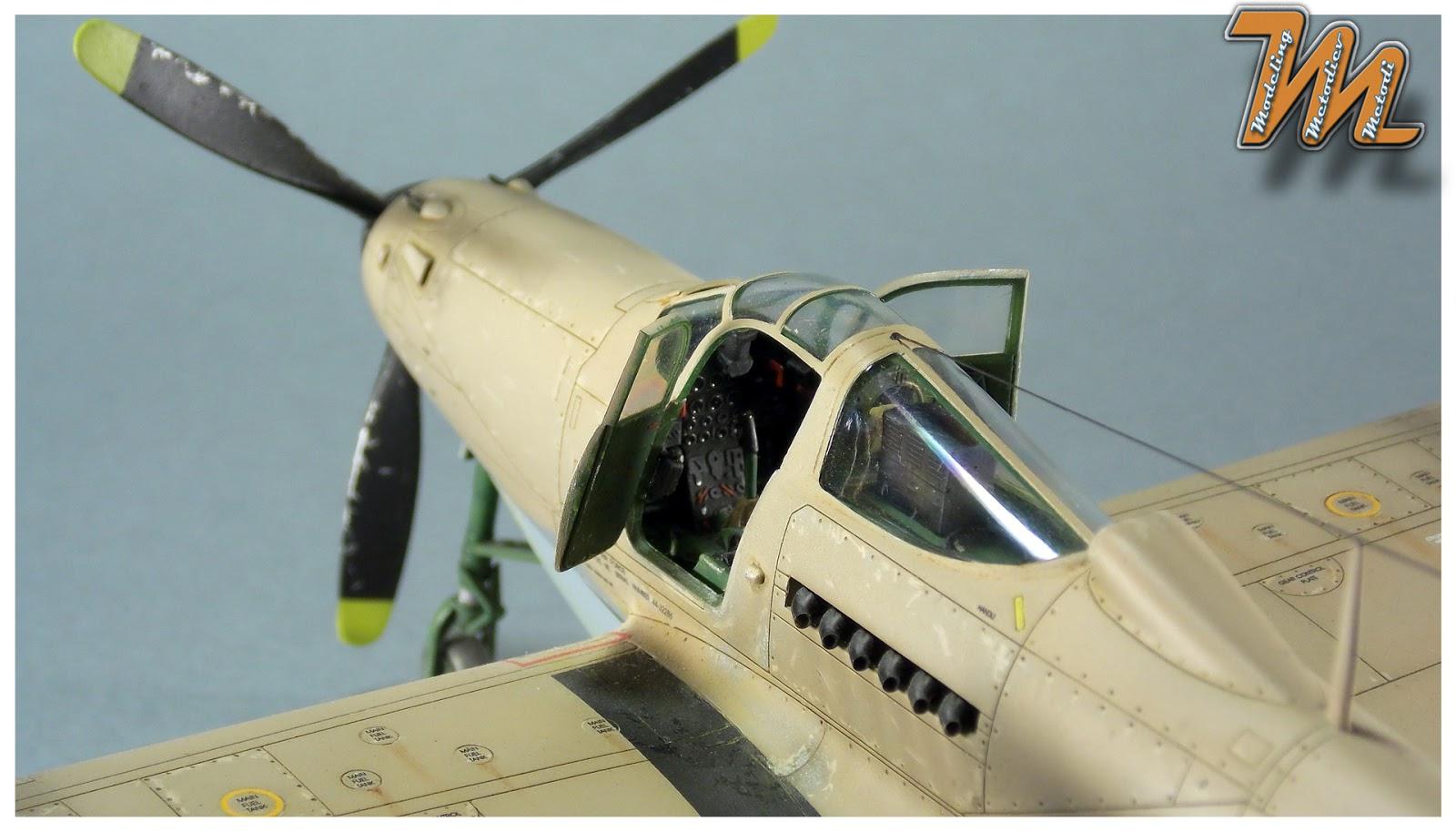 Bell P-39Q Airacobra, USAF, Eduard 1:48