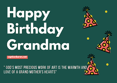 happy birthday grandma