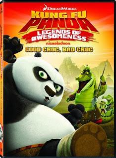 Kung Fu Panda Good Croc Bad Croc (2013) 720p DVDRip Full Movie Free Download Single Link