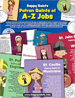Patron Saints of A-Z Jobs eBook