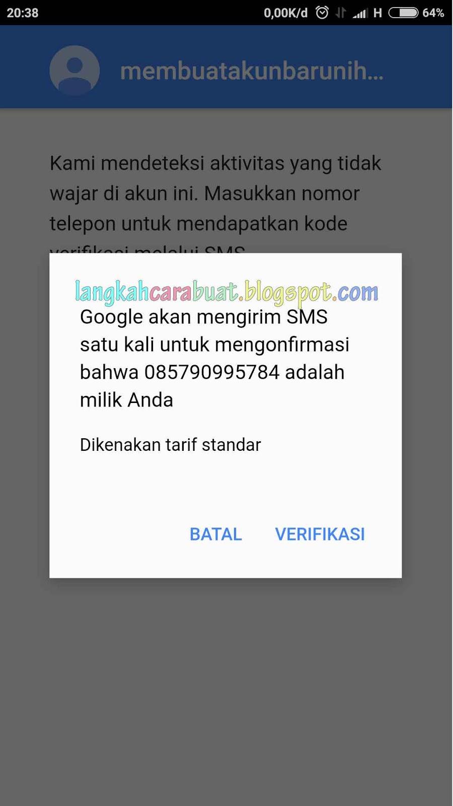 Cara Mengatasi Kenapa Tidak Bisa Masuk Akun Google Di Android