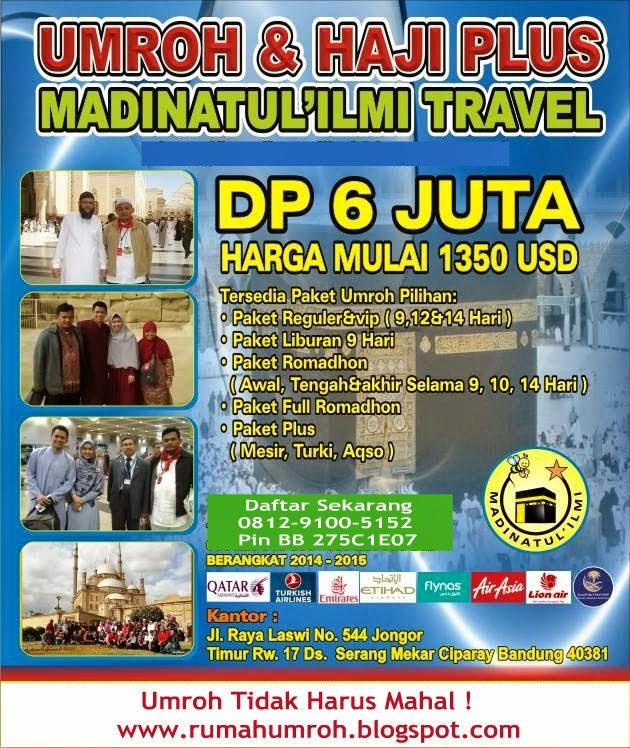 Travel Umroh Murah Di Bandung