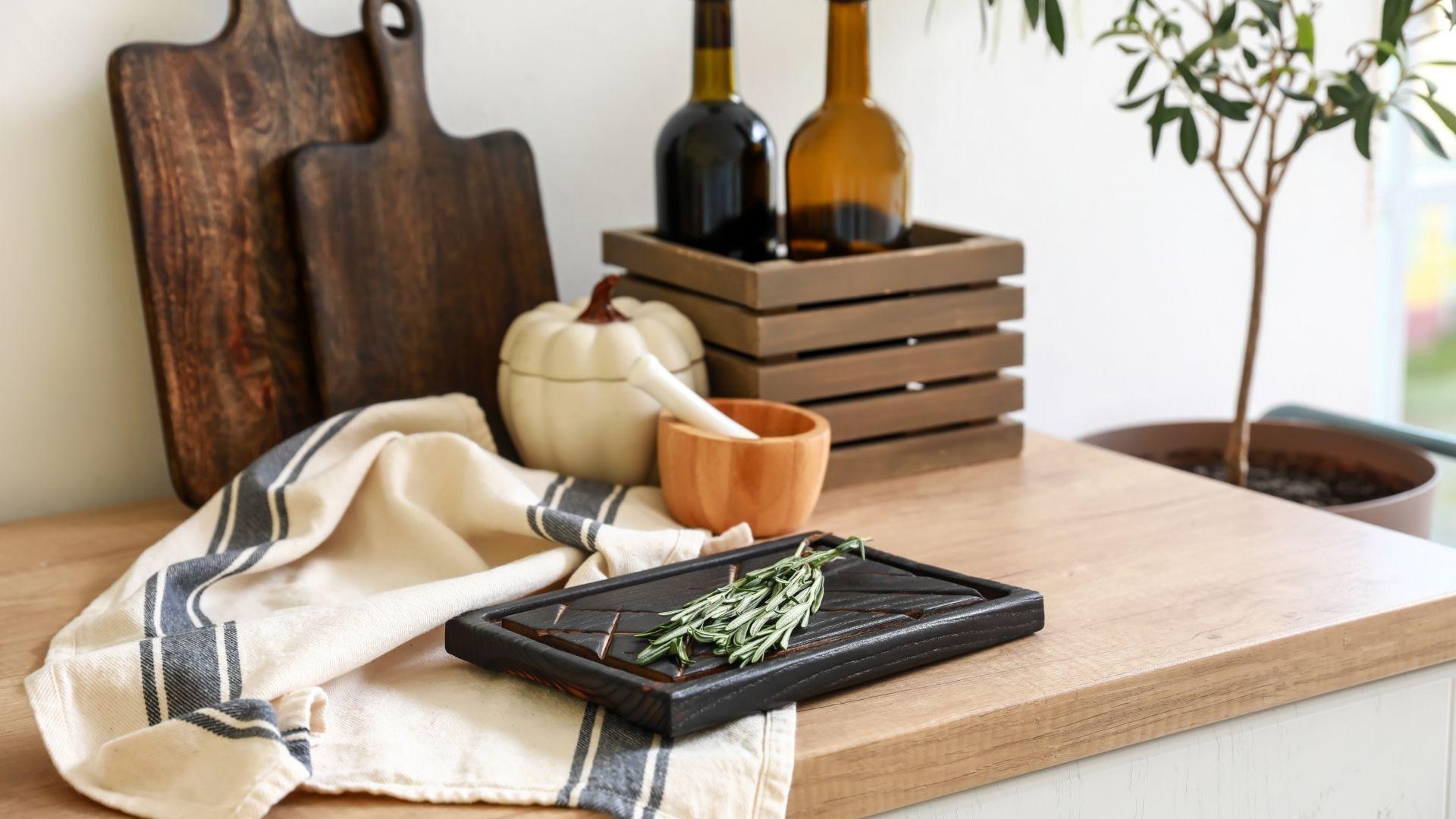 drewniana deska ozdobna