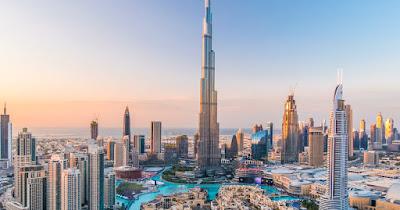 برج خليفة وجهة سياحة مثالية عند زيارة دبي