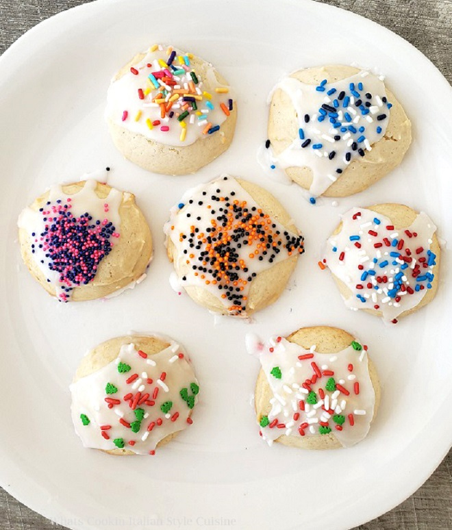 Old Fashioned Buttermilk Soft Cookies