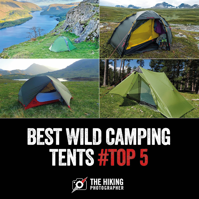 Best wild camping tents reviews