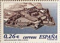 CASTILLO DE SAN FELIPE, FERROL, A CORUÑA