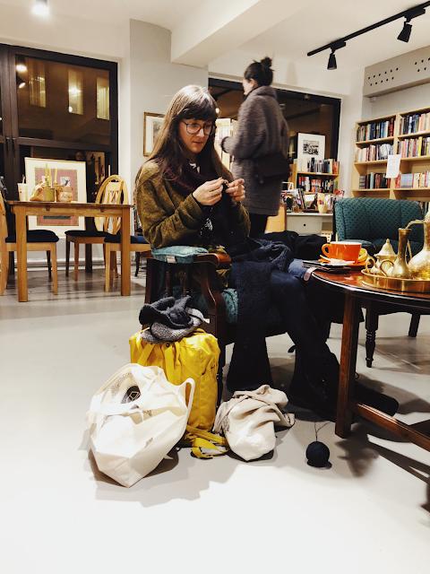 Takk til alle som kom innom Be:Eco's første pop-up shop i Oslo <3 Foto: Andreios Belaza