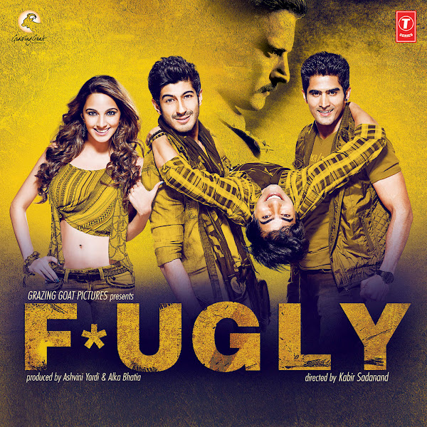 Prashant Vadhyar, Yo Yo Honey Singh & Raftaar - Fugly (Original Motion Picture Soundtrack) Cover