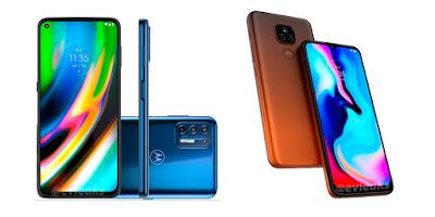 Motorola G9 Plus Rilis