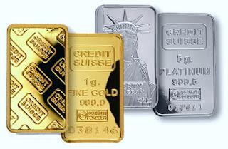 Silver Gold Bull - Entreprise (argent – or – platine)