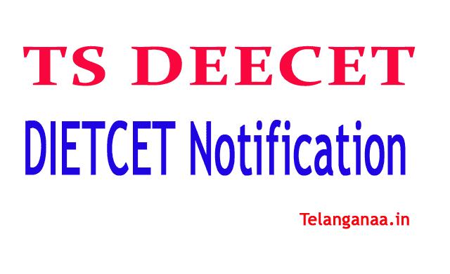 DIETCET Notification