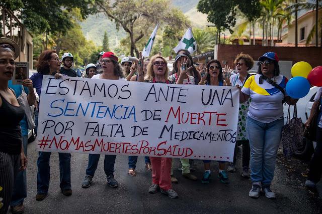 Sector de la salud marchará a Miraflores