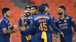 भारत ने संयुक्त अरब अमीरात और ओमान में अगले महीने से होने वालेटी 20 विश्व कप के लिए बुधवार को पांच स्पिनरों को 15 सदस्यीय टीम में शामिल किया ह