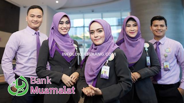 Lowongan Kerja Customer Service Development Program (CSDP) Bank Muamalat Serang